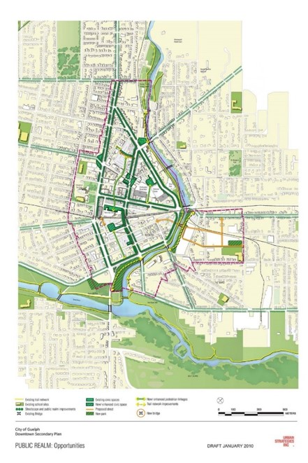Guelph Downtown Secondary Plan