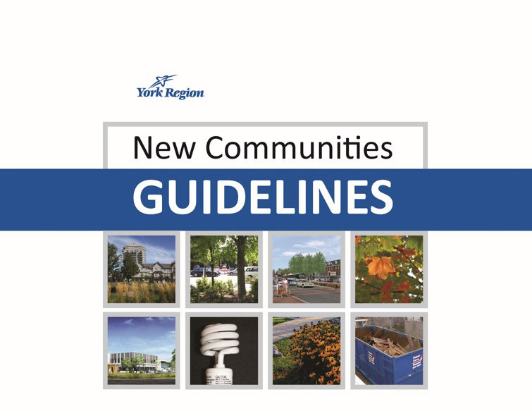 New Communities Guidelines