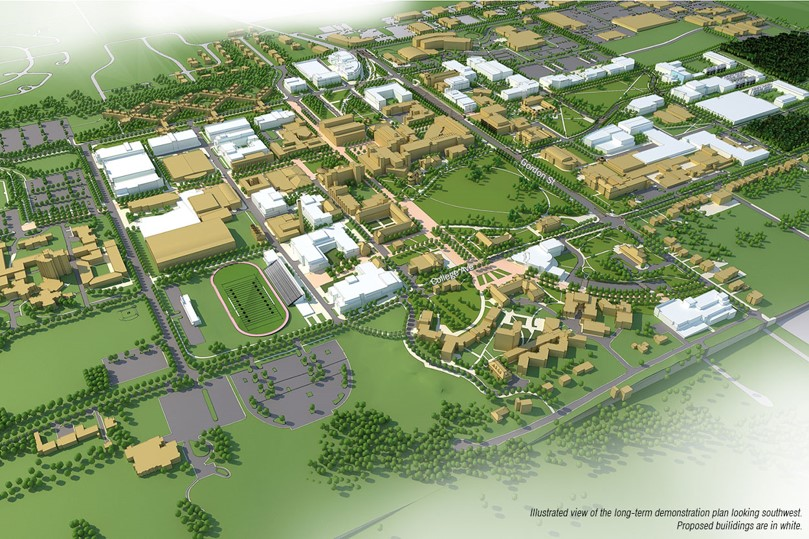University of Guelph Campus Master Plan