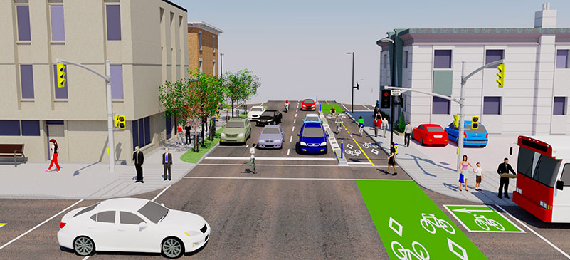 Making Complete Streets a Reality