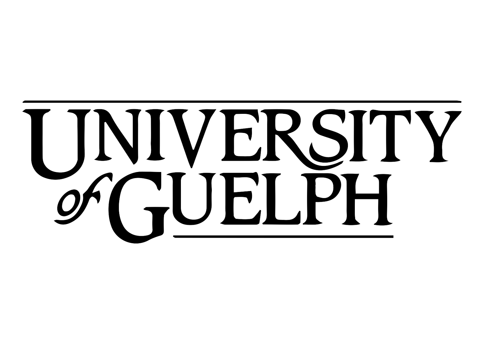 Univeristy of Guelph Logo